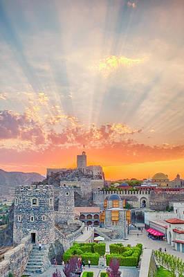 Photograph - Rabati Castle by Fabrizio Troiani