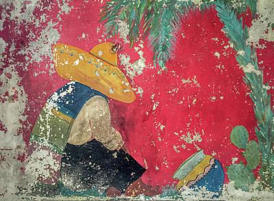 Photograph - Rabb Plantation Fresco by Debra Martz