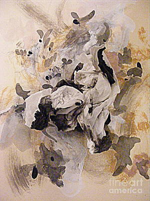 Mixed Media - Rabbits Everywhere by Nancy Kane Chapman