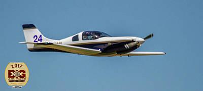 Photograph - Race 24 Fly By by Jeff Kurtz