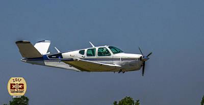 Photograph - Race 35 Fly By by Jeff Kurtz