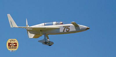 Photograph - Race 75 Fly By by Jeff Kurtz