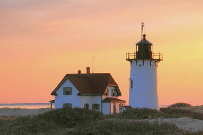 Race Point Light Print by Roupen  Baker