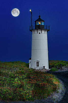 Photograph - Race Point P-town Ma by Susan Candelario