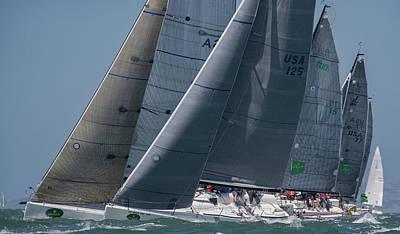 Photograph - Racer X 16 by Steven Lapkin
