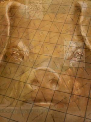 Rachael And The Market Tiles Art Print