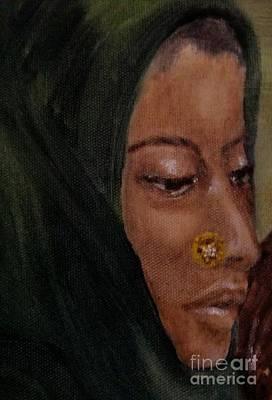 Painting - Rachel by Annemeet Hasidi- van der Leij