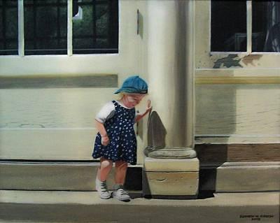 Painting - Rachel by Kenneth M Kirsch