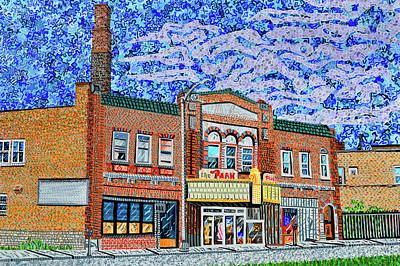 Painting - Racine, Wisconsin by Micah Mullen