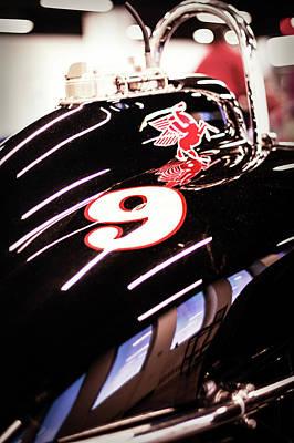 Indy Car Photograph - Racing 9 by Scott Wyatt