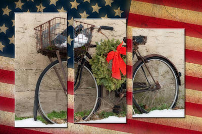 Photograph - Racing Bike by Michael Porchik