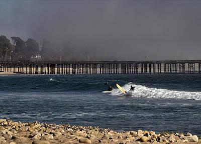 Photograph - Racing The Fog by Michael Gordon