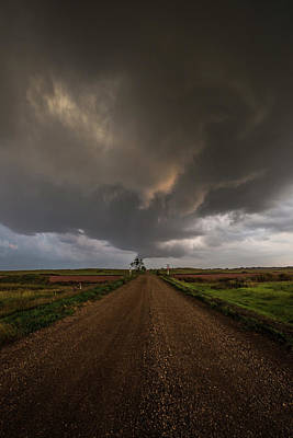 Photograph - Radar Indicated by Aaron J Groen
