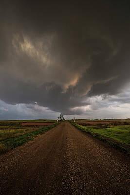 Photograph - Radar Indicated by Aaron J Groen