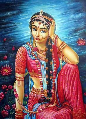 Radha Original by Ashwin Yoganandi
