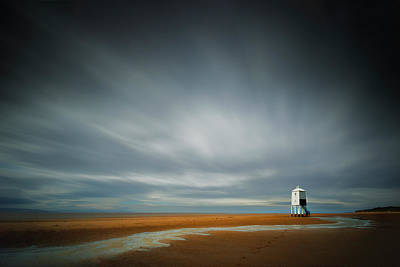Photograph - Radiant Lighthouse by Dominique Dubied