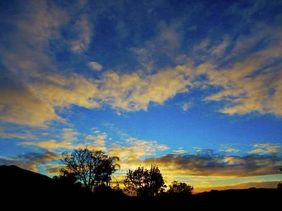 Photograph - Radiant Sunrise by Mark Blauhoefer