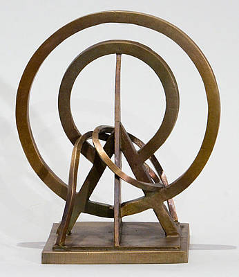 Sculpture - Radiating Ethics by John Gibbs
