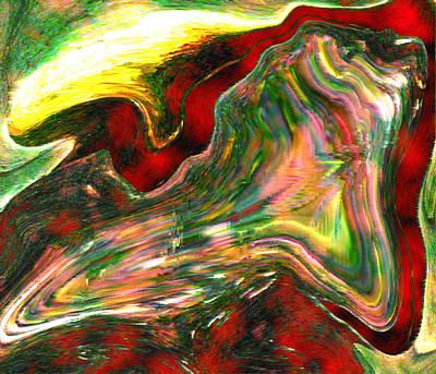 Radiation Art Print by Dagmar Batyahav
