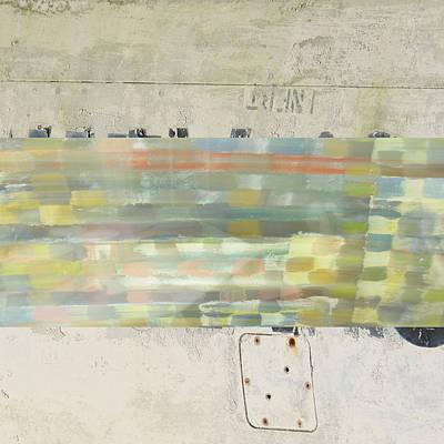 Painting - Radio Silence by Paul Moss