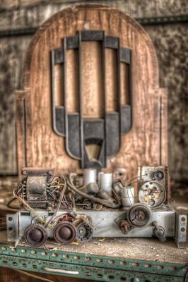 Digital Art - Radio Star by Nathan Wright