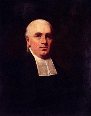 Digital Art - Raeburn Henry Portrait Of The Rev Wiilaim Paul by Sir Henry Raeburn