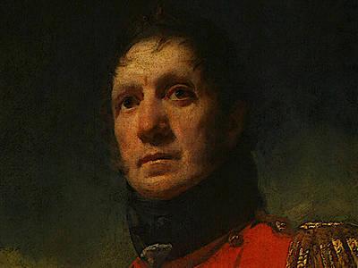 Digital Art - Raeburn Sir Henry Colonel Francis James Scott Dt by Sir Henry Raeburn