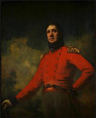 Digital Art - Raeburn Sir Henry Colonel Francis James Scott by Sir Henry Raeburn