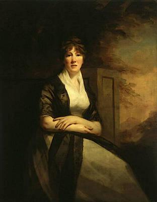 Digital Art - Raeburn Sir Henry Lady Anne Torphicen by Sir Henry Raeburn