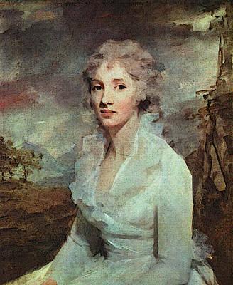 Digital Art - Raeburn Sir Henry Miss Eleanor Urquhart by Sir Henry Raeburn