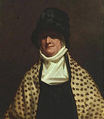 Digital Art - Raeburn Sir Henry Mrs Colin Campbell Of Park by Sir Henry Raeburn
