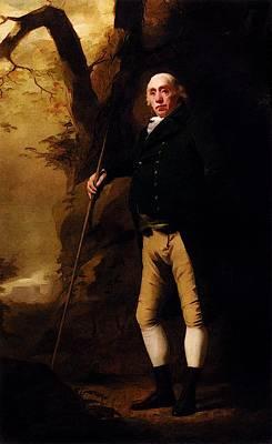 Digital Art - Raeburn Sir Henry Portrait Of Alexander Keith Of Ravelston Midlothian by Sir Henry Raeburn