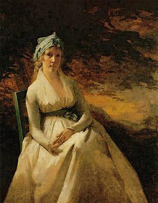 Digital Art - Raeburn Sir Henry Portrait Of Mrs Andrew by Sir Henry Raeburn