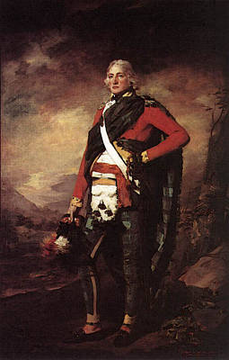Digital Art - Raeburn Sir Henry Portrait Of Sir John Sinclair by Sir Henry Raeburn