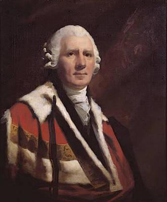 Digital Art - Raeburn Sir Henry The First Viscount Melville by Sir Henry Raeburn