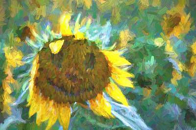 Photograph - Rag A Muffin Painting by Deb Buchanan