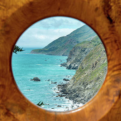Photograph - Ragged Point by Paul Johnson