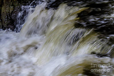 Photograph - Raging Water by William Norton