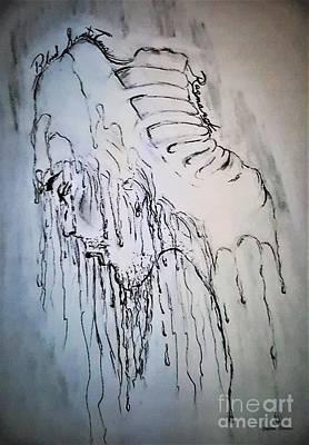 Painting - Ragnarok by Crystal Schaan