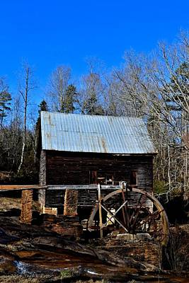 Photograph - Ragsdale Mill by Tara Potts
