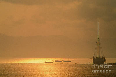 Photograph - Raha Sunset by Werner Padarin