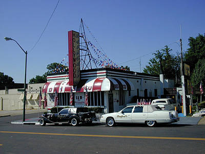 Photograph - Raifords Disco Memphis A by Mark Czerniec