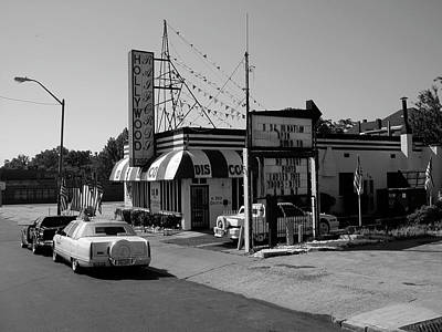 Photograph - Raifords Disco Memphis B Bw by Mark Czerniec
