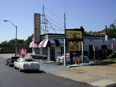 Photograph - Raifords Disco Memphis B by Mark Czerniec