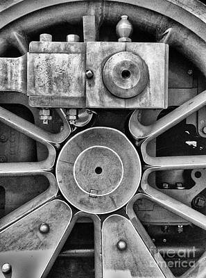 Photograph - Railroad Heavy Metal by Paul W Faust -  Impressions of Light