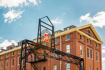 Photograph - Prr Railroad Museum by Eclectic Art Photos