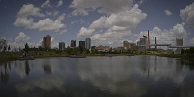 Photograph - Railroad Park View by Just Birmingham