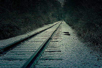 Photograph - Railroad by Scott Hovind