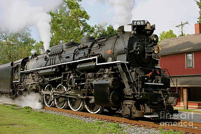 Photograph - Cuyahoga Valley Express by The Art of Alice Terrill