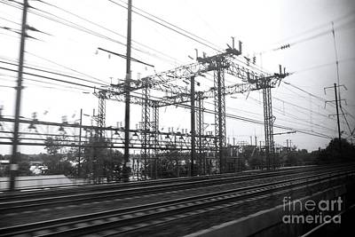 Photograph - Railroad Travel  by Margie Avellino